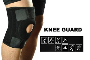 Knee Guard for Sport, Outdoor Activity and Senior Moving Aid