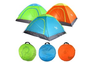 2 Secs Rapid Open 2 People Camping and Outdoor Tent
