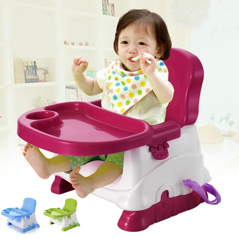 Baby Booster Seat Portable Baby Dining Chair And Table