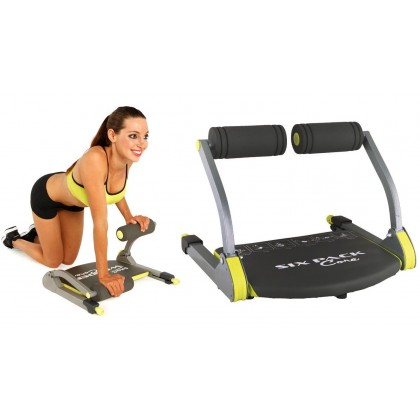 6 Pack Core Smart Body Exercise System ABS Workout Fitness Train Home Gym Machine ABS Training AB Exercise