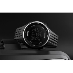 SKMEI LED Digital Military Men Sports Fashion Watches 5ATM Swim Climbing Outdoor Casual Wristwatches - 5 Colors Available