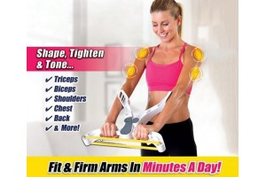 Durable Wonder Arms Good Figure Fitness System Arm Upper Body Workout Machine