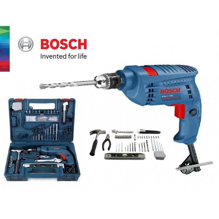 bosch gsb professional 10 re impact drill smart kit with suitcase 216 1l6. Black Bedroom Furniture Sets. Home Design Ideas