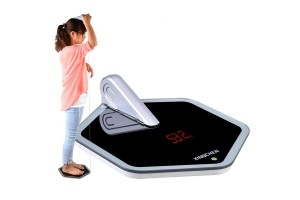 Multifunctional Measuring Height Weight Scale Digital Body Weight Scale