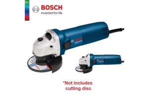 BOSCH GWS 060 4'' Angle Grinder (06013756L0) Without Cutter Disc