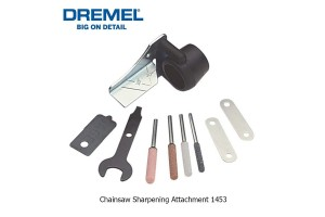 DREMEL Chainsaw Sharpening Attachment (1453) - 26151453PA