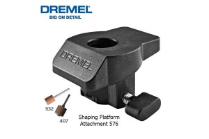 DREMEL Shaping Platform Attachment 576 (26150576JA)