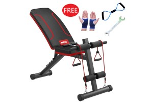 NMS Nomis ABS Six Pack Care Exercise Gym Fitness Sit Up Weight Lifting 6 Pack Workout Bench