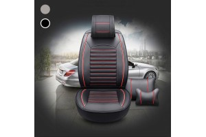 Ventilation Car Seat Cushion Auto Interior Accessories Universal Styling Car Seat Cover 5-Seats Cover Car Cushion Backseat Adjustable