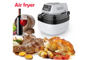 3D 8L Rotary Air Fryer Convection Oven Air Stove Electric Grill Smart Rotary Oven Baking
