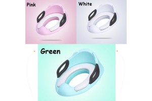 Kids Toilet Seat Cover Plastic Portable With Handle Baby Infant Potty Chair For Kids Children