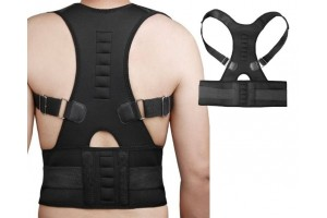 Real Doctors Posture Support Brace Reduce Back Pain Correction Positions Belt - 4 Size Available