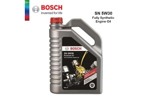 BOSCH AT SN 5W30 Premium X7 Fully Synthetic Gasoline Engine Oil (4L) - 1987L24070