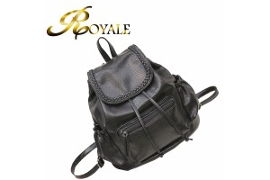 ROYALE Fashion Cute Backpack Women School Bags For Teenagers Girls PU Leather Women Backpack (RYL-218)