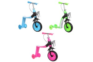 Multifunction High Quality 3 Wheels Scooter Kid Children Scooter Tricycle Baby Balance Bike