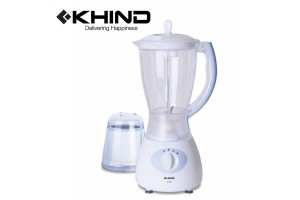 KHIND 1.5L Blender Juice Extractor With Dry Mill (BL1515)