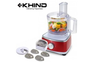 KHIND Food Chopper Stainless Steel Chopper Blade‎ (FPC500)