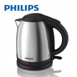 PHILIPS 1.5L Stainless Steel Kettle (HD9306)