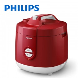 PHILIPS Collection Rice Cooker Rice Capacity 2.0L (HD3129)