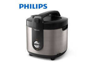 PHILIPS Collection Rice Cooker Rice Capacity 2.0L (HD3132)