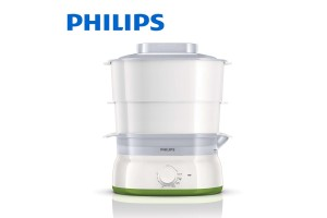 PHILIPS 5.0L Electric Steamer (HD9104)
