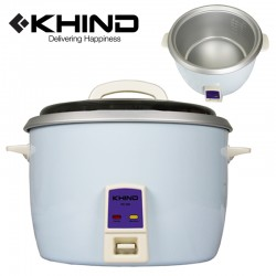 KHIND Big Rice Cooker 7.8L Aluminium Inner Pot (RC780)