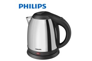 PHILIPS 1.2L Stainless Steel Kettle (HD9303/03)