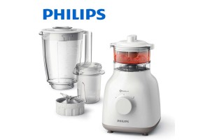 PHILIPS Daily Collection Sambal Maker (HR3448/00) Free Jar For Blenders