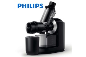 PHILIPS Collection Masticating Juicer (HR1889/71)