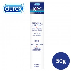 DUREX K-Y Jelly Personal Lubricant 50g (8175939)