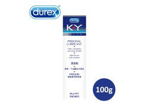 DUREX K-Y Jelly Personal Lubricant 100g (8175941)