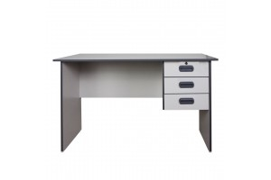 NH Home Eco 4' Office Table Storage Table Grey (1129059)