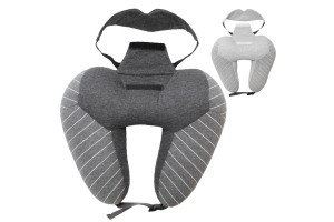 Multifunctional Neck U-shape Pillow Particle Neck Eye Protection Pillows Home Office Travel Using Cushion