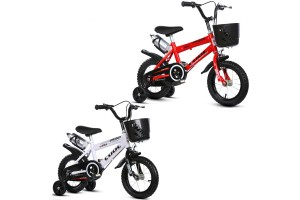 Children's Bicycle Cycling Gift Car Child Bicycle Road Bike 14 inch  Baby Carriage