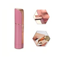 Lisa Pro Lady Electric Facial Shaver Lipstick To Remove Hair TV Products High Quality (Random Color)