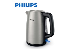 PHILIPS Stainless Steel Jug Kettle 1.7L (HD9351/92)
