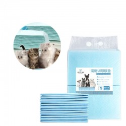 Pet Diapers S/M/L Dog Diapers Disposable Urine Pad Diaper Deodorant Baby Diapers Dogs And Cats