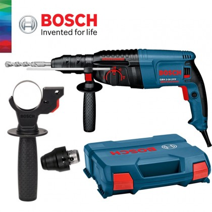 BOSCH GBH 2-26 Professional DFR Rotary Hammer With SDS Plus 800W - 061125476C