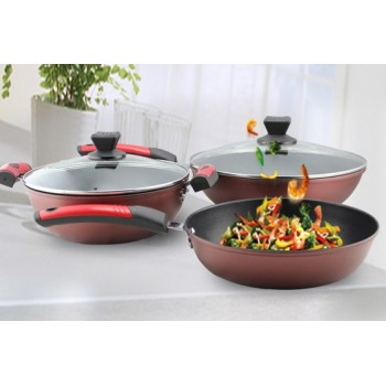 Set of 5 Non Stick Cookware (CW-7101)